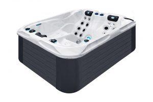 Джакузи хидромасажна вана за градина