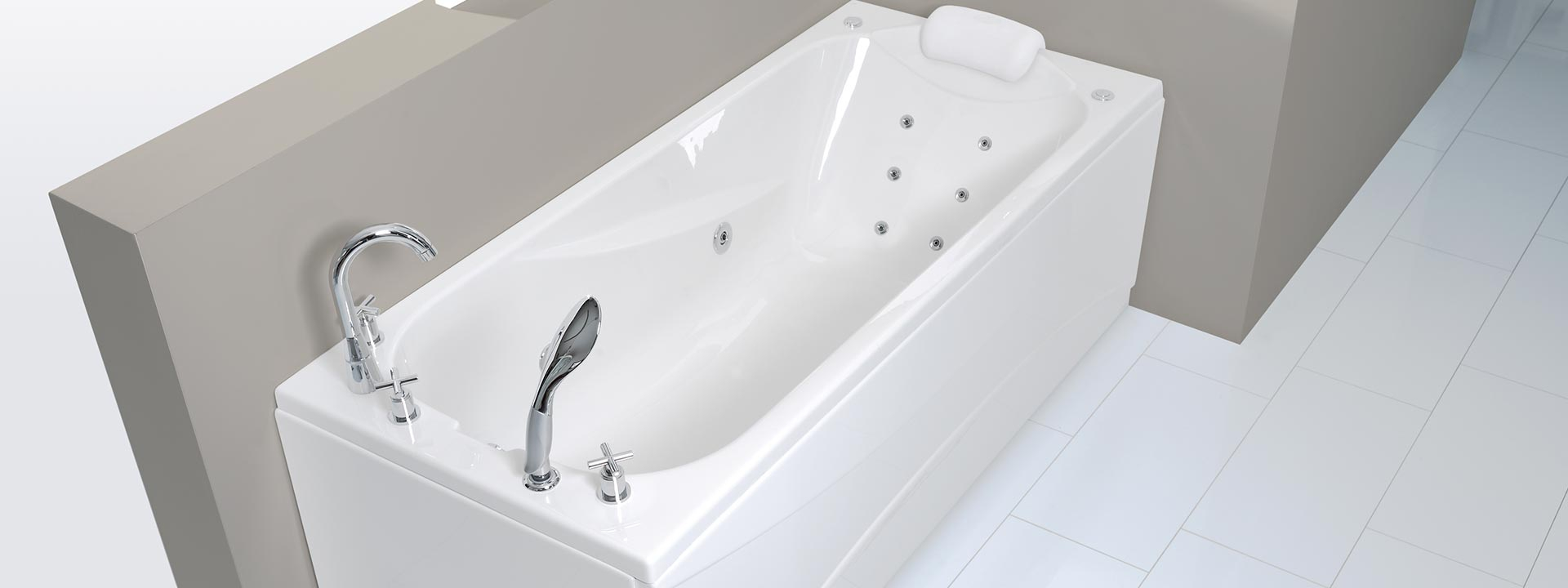 Вана за баняс  хидромасаж