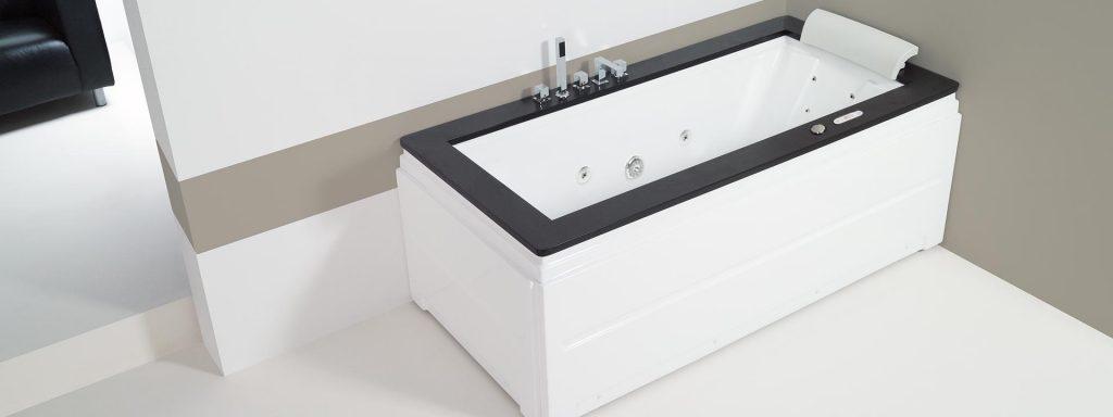 """Вана за баня със специална масажна система """"Nera"""""""