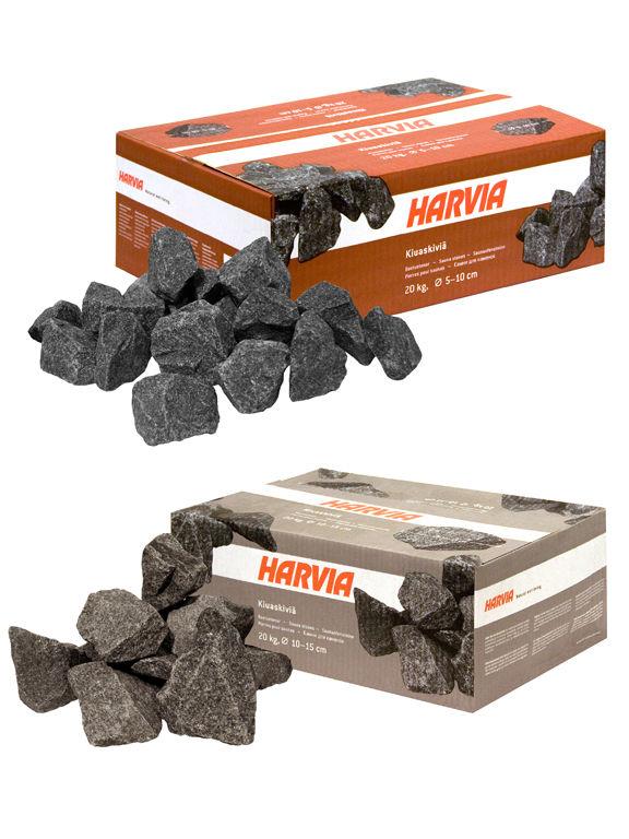 вулканични камъни за сауна