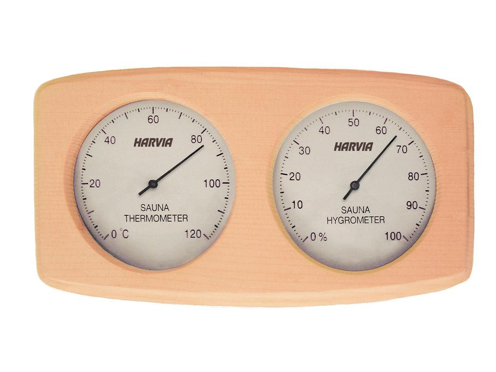 Термо и хигрометър за сауна