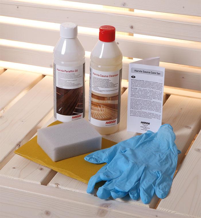 Почистващи препарати за сауна