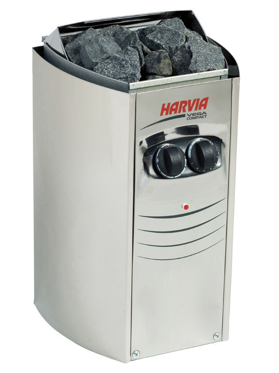 Печка за малка сауна