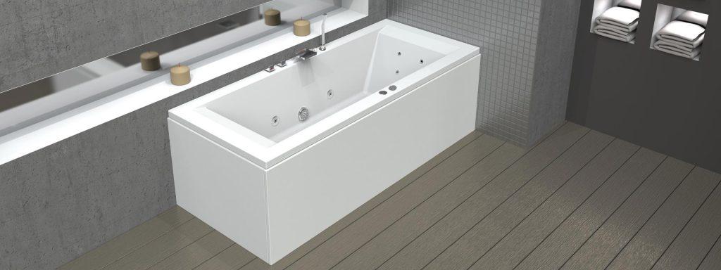 Хидромасажна вана за банята